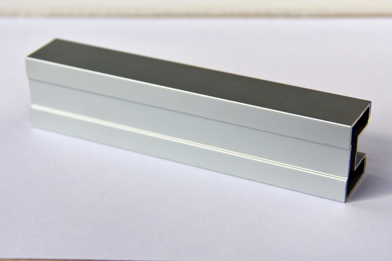 Switch alumínium tolóajtó keret profil 2