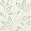 AGT 659 Metal leaf white