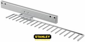Nyakkendőtartó gardróbszekrénybe - Stanley 13.