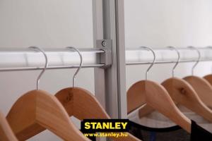 Gardróbrúd Infinity fémvázas szekrénybelsőhöz
