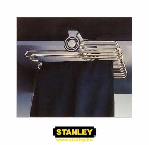 Kihúzható nadrágtartó gardróbszekrénybe - Stanley 15