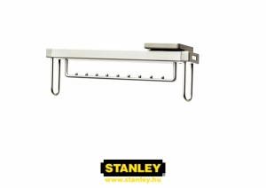 Kihúzható ruhafogas gardróbszekrénybe - Stanley 11