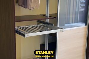 Nadrágtartó gardróbszekrénybe - Stanley2