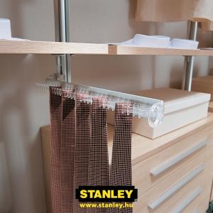 Nyakkendőtartó gardróbszekrénybe - Stanley