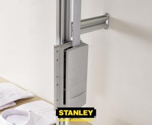 Ruhalift gardróbszekrénybe, Stanley
