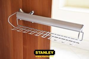 Nyakkendőtartó tolóajtós szekrénybe - Stanley