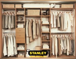 Szekrény belső ötletek - Stanley
