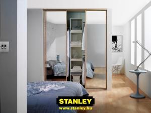 Tükörajtós szekrény - Stanley