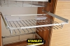 Kihúzható nadrágtartó gardróbszekrénybe - Stanley