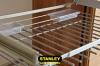 Kihúzható nadrágtartó gardróbszekrénybe - Stanley31