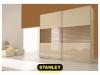 Tolóajtós szekrény AGT magasfényű bútorlappal 10