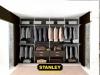 Gardróbszoba kialakítás - Stanley 5