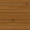 Bambusz 12 mm, barna lakkos