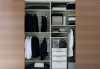 Tolóajtós szekrény belső kialakítás 3